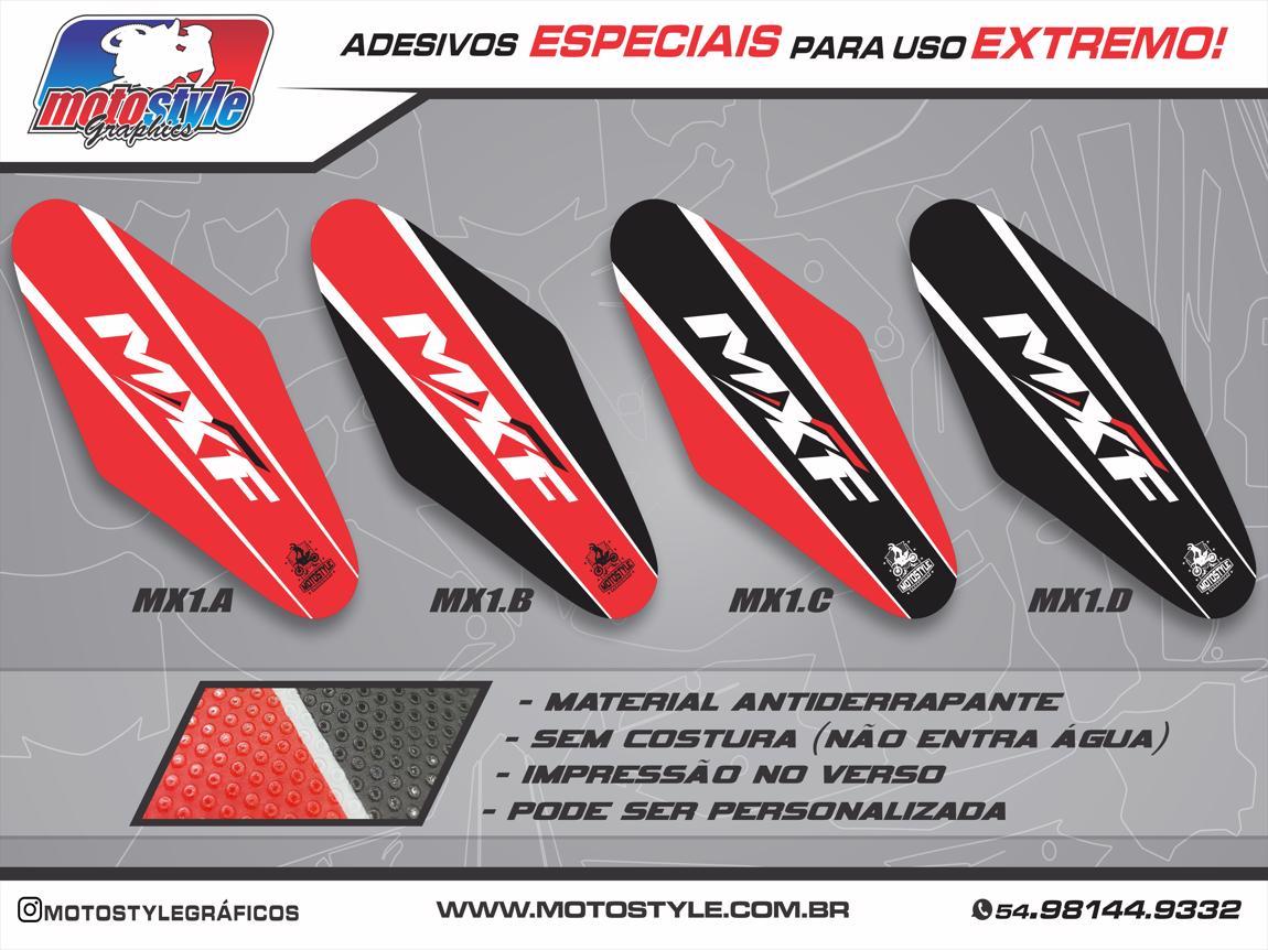 MXF 01 CAPA DE BANCO MXF