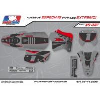 XR 037 GRÁFICO ADESIVO HONDA XR200