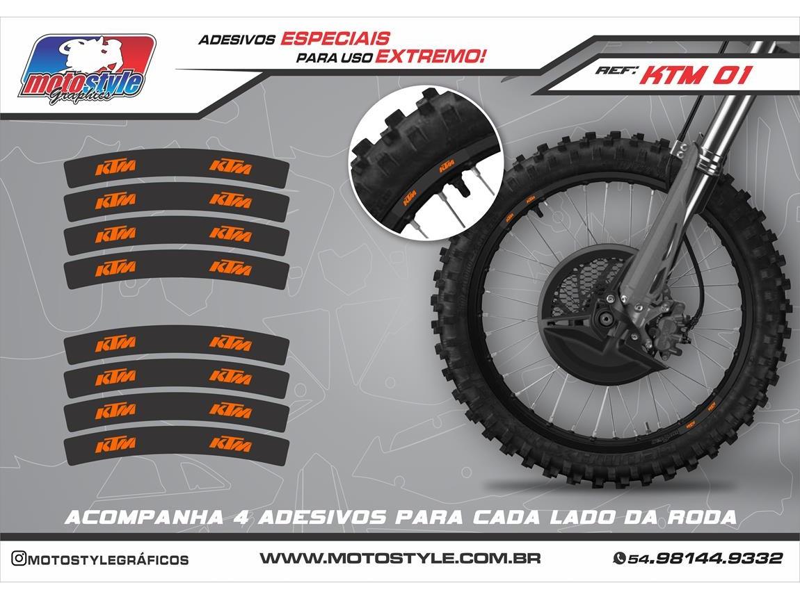 FRISO DE RODA KTM 01 PEQUENO