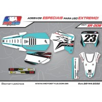 XR 008 GRÁFICO ADESIVO HONDA XR200