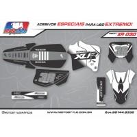 XR 030 GRÁFICO ADESIVO HONDA XR200
