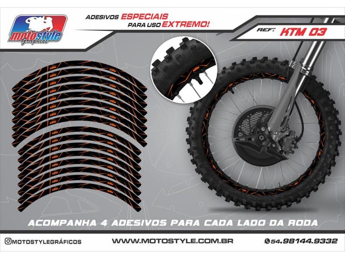 FRISO DE RODA KTM 03